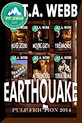 The Earthquake Collection (Pulp Friction 2014) (English Edition)