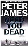 Need You Dead par James
