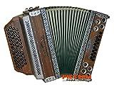 Beltuna, Alpstar IV D de Luxe Pro, G-C-F-B, Ausstellungsinstrument