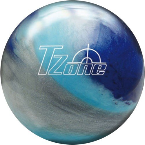 Brunswick T-Zone Glow Bowling LED Arctic Blast Lichtern, Brunswick, Arctic Blast (12 Lb Bowling Ball)