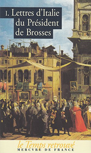 Lettres d'Italie (Tome 1)