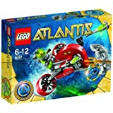 LEGO Atlantis 8057 Wreck Raider