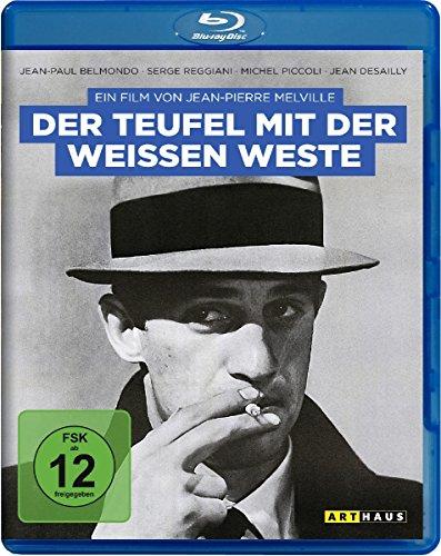 Der Teufel mit der weißen Weste [Blu-ray]