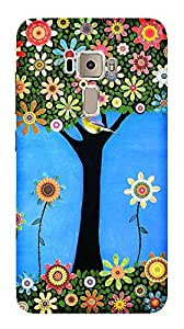TrilMil Printed Designer Mobile Case Back Cover For Asus ZenFone 3 ZE520KL