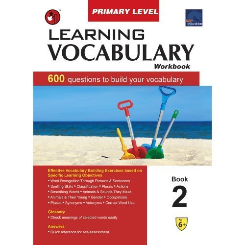 SAP Learning Vocabulary Primary Level Workbook 2 [Paperback]