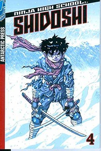 NHS: Shidoshi Pocket Manga Volume 4: Shidoshi Pocket Manga v. 4 (Ninja High School) by Robby Bevard (2008-12-18) par Robby Bevard