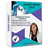 #2: EntranceIndia JIPMER MBBS 2018 Preparatory Course with 10 Model Papers (Pen Drive)