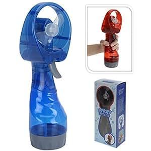 Spray ventilateur vaporisateur d 39 eau portable fonctionnement piles ama - Ventilateur vaporisateur d eau ...