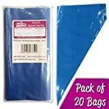 20 DISPOSABLE SAVOY ICING BAGS