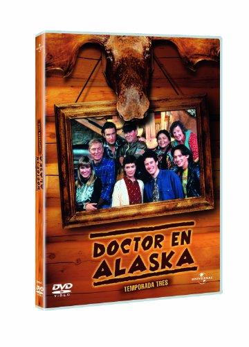 Doctor En Alaska - 3ª Temporada [DVD]