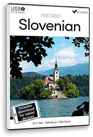 Instant Slovenian (PC/Mac)