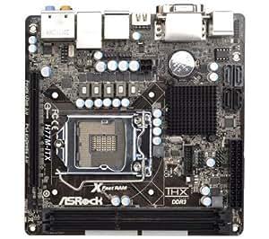 ASROCK H77M-ITX - Socket 1155 - Chipset H77 - Mini-ITX + GARANTIE 2 ANS