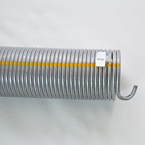 Preisvergleich Produktbild 1 Stück Torsionsfeder R702 / R21 für Hörmann Garagentor Garagentorfeder Torfeder