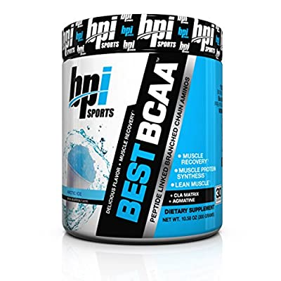 BPI Sports 30 Servings Best BCAA Arctic Ice from BPI Sports