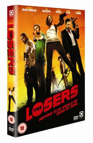 The Losers [DVD] by Jeffrey Dean Morgan