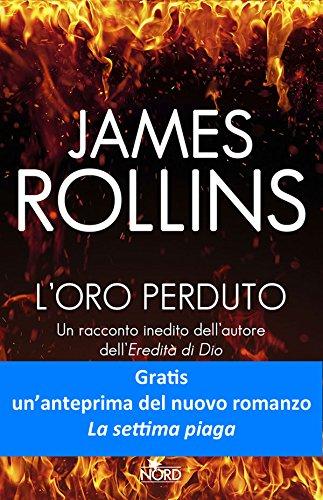 L'oro perduto: Racconto - Un'avventura della Sigma Force (Italian Edition)