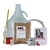 Préparation comme un proNotre préparation du home kit comprend tout ce dont vous avez besoin pour préparer votre propre Craft bière comme un professionnel. Vous êtes un amateur de bière artisanale? pensez-vous que brasser votre produit plat, undrin...