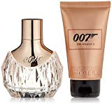 James Bond 007 Duftset for Woman II Eau de Parfum 30ml + Body Lotion 50ml, 1er Pack (1 x 80 ml)