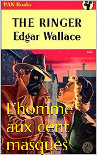 Livre L'homme aux cent masques epub pdf