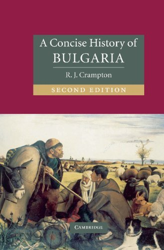 A Concise History of Bulgaria (Cambridge Concise Histories) by R. J. Crampton (2005-11-24)