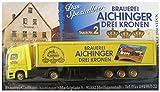 Aichinger Brauerei Nr.01 - Das Spezialbier - MB Actros - Sattelzug