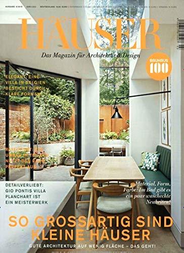 Holz-design-magazin (HÄUSER 3/2019