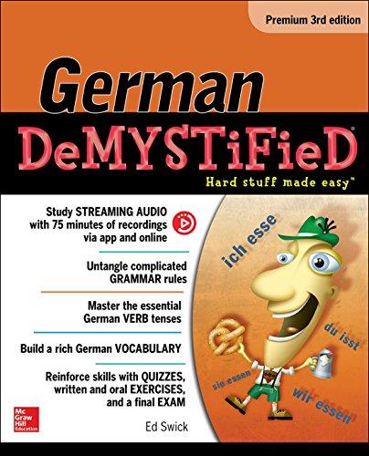 German Demystified, Premium 3rd Edition por Ed Swick