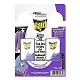 Raid Motten-Gel, Zum Schutz vor Kleidermotten, Mit Lavendel-Duft, 3er pack (3 x 2 Stück)