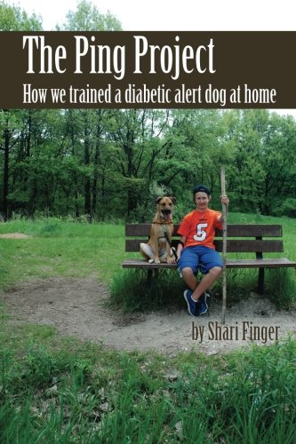 The Ping Project: How we trained a diabetic alert dog at home por Shari Finger