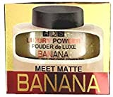 #4: ADS BANANA LUXURY POWDER 20 G Concealer  (YELLOW)