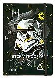 Undercover swop0604–taccuino DIN A5, Star Wars Galaxy