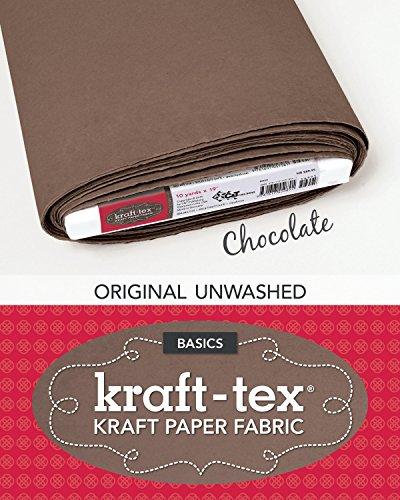 late Original Unwashed: Kraft Paper Fabric, 19