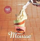 Mastrad F48868UK Rezeptbuch für Mousse / Cremespeisen / Espumas (in englischer Sprache)