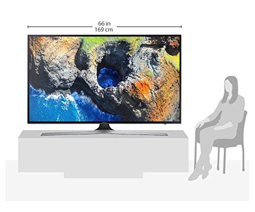 Samsung UE75MU6179 189 cm (75 Zoll) 4k Fernseher - 8