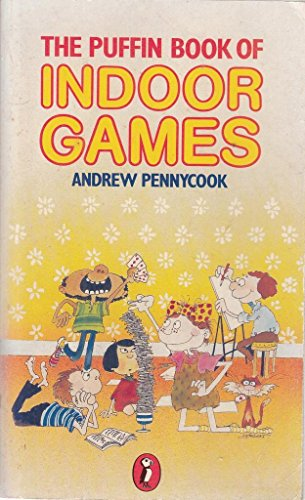 The Puffin book of indoor games