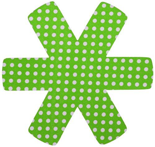 culinario-3er-set-pfannenschutz-38-x-38-cm-stapelhilfe-und-kratzschutz-fur-pfannen-grun