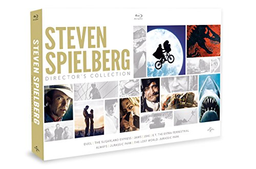 Steven Spielberg Collection [Blu-ray] [Import anglais]