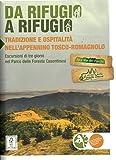 Pratovecchio, Ente Parco Foreste Casentinesi, s.d. (anni '2000) nove carte a colori ripiegate (otto itinerari) . Stato di nuovo.