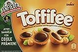 Toffifee – Eine knackige Haselnuss in einer leckeren Karamell-Schale, zarte Nougatcreme und ein Klecks kräftige Schokolade – Toffifee 24er, 10er Pack (10 x 200g Packung)