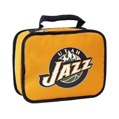 NBA Utah Jazz Lunchbox, Yellow