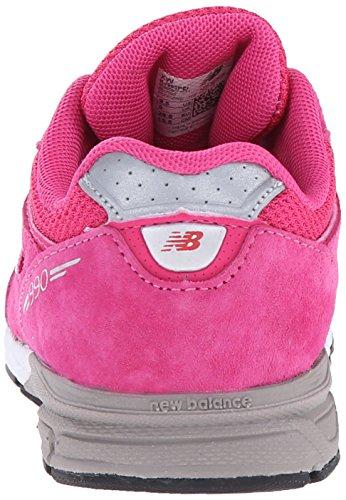 New Balance KV990 Infant Running Shoe (Infant/Toddler) Pink/Pink