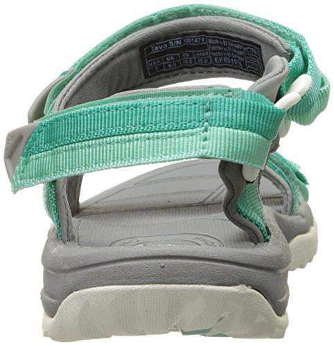 Teva Terra FI Lite Women's Sandaloii Da Passeggio Green