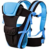 My NewBorn Cotton Baby Carrier Shoulder Sling Carry Bag and Extra Safe Waist