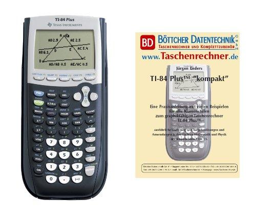 Texas Instruments TI 84Plus Pacchetto 2(+ libro)