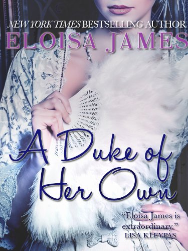 A Duke of Her Own (Desperate Duchesses Book 6) (English Edition) -