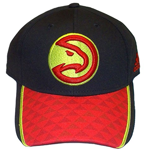 adidas NBA Atlanta Hawks Strukturierte Verstellbare Mütze – OSFA – VP68Z