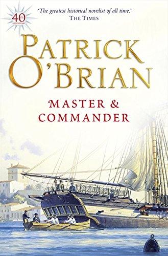 Master and Commander por Patrick O'Brian