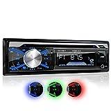 XOMAX XM-CDB617 Autoradio Cd-Player, Bluetooth Freisprecheinrichtung