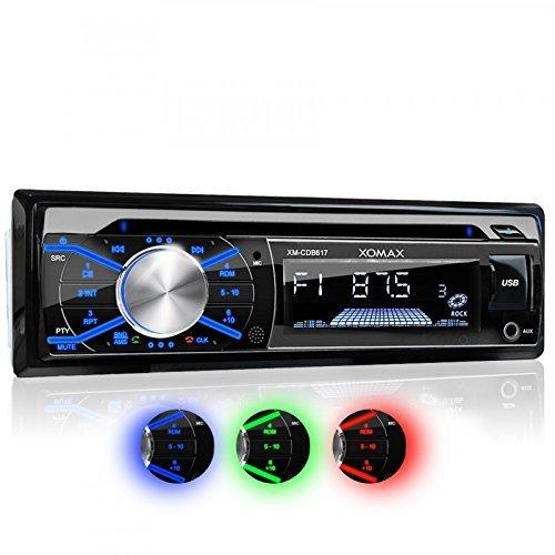 XOMAX-Autoradio-CD-Player