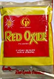 GOLCHHA Oxide Flooring Color : Red 1/2 Kg